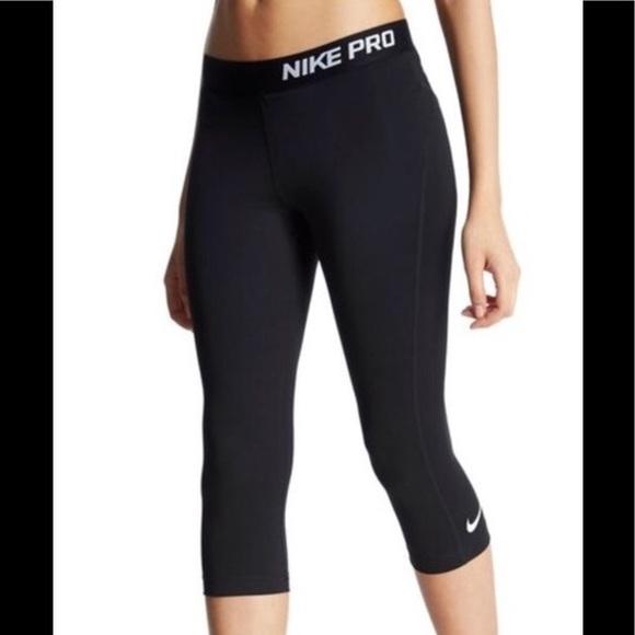 a61400d3ae00d2 Nike pro short leggings exercise pants. M_5b0e02469d20f08b301748d7